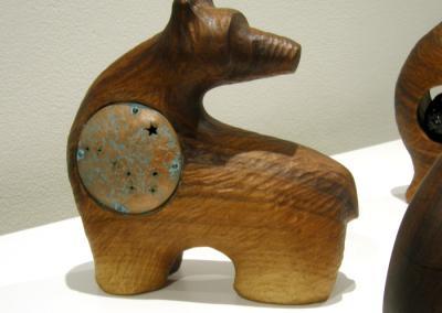 The Three Bears (Paul Lapointe), detail