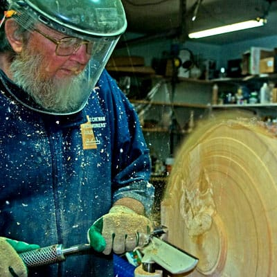 Turning and Piercing: The work of Rodney Peterson
