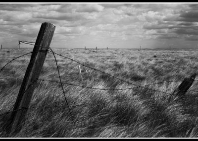 Gathering Prairie Storm (Robert S. Michiel), 2011: Analog photography. Not for sale.