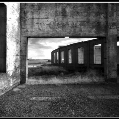 Roundhouse (Robert S. Pohl), 2004: Analog photography.  $695.