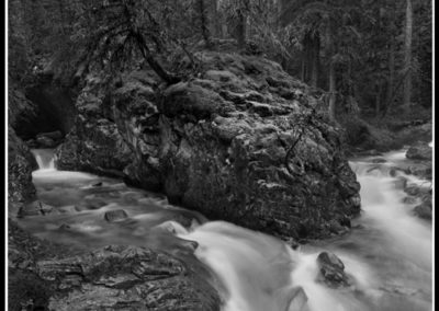 Galatea Creek (Robert S. Michiel), 2012: Analog photography. Not for sale.
