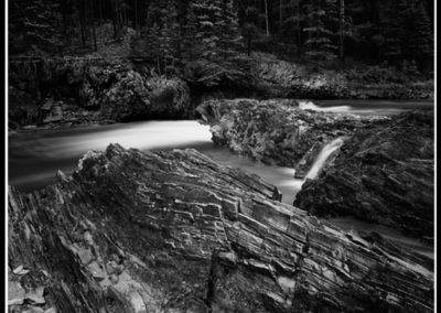 Kicking Horse River (Robert S. Pohl), 2005: Analog photography.  $695.