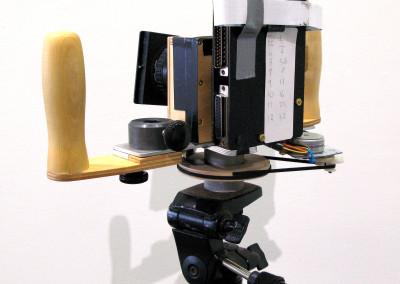 Rick Retzlaff - Scanning Digital Camera