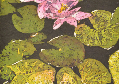 Shakespearean Pond Flowers