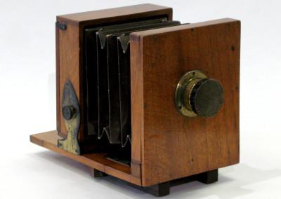 Folding Camera c. mid 1800's