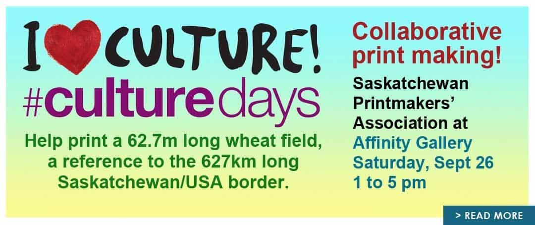 Culture Days 2015