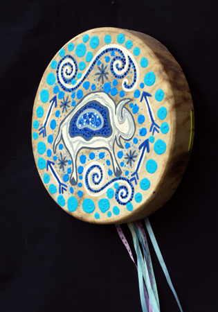 Buffalo Drum