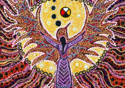 Eagle Warrior Woman