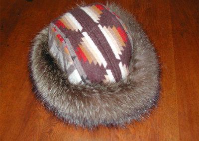 Raccoon Pendleton Hat