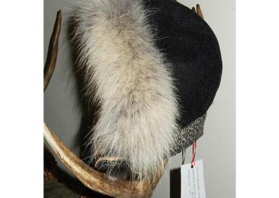 Coyote Front Cap