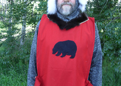 Bear Tabard - small