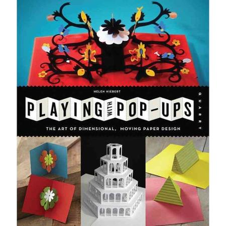 Book Review: Playing with Pop-ups by Helen Hiebert