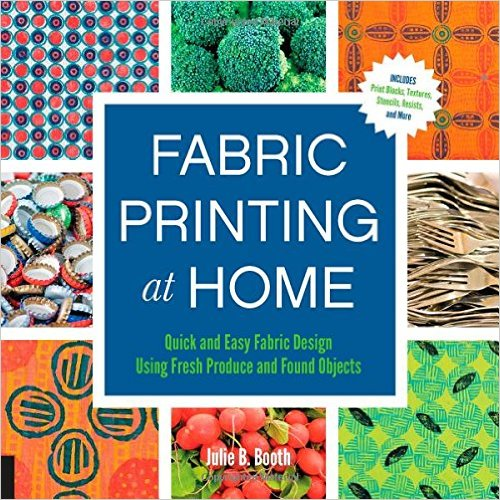 Book Review: Fabric Printing at Home