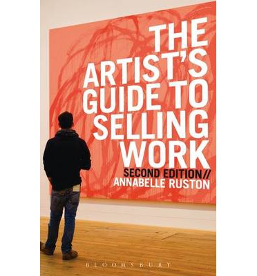 Book Review: The Artist's Guide to Selling Work