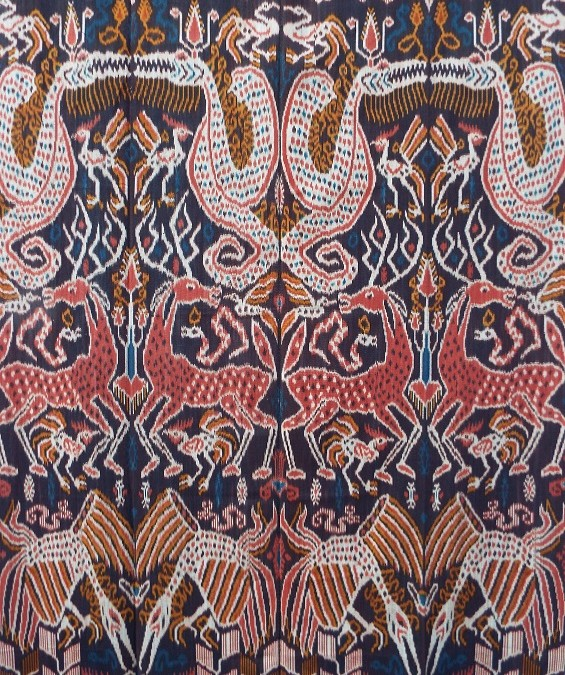 Royal Ceremonial Tapestry — Collector's Statement