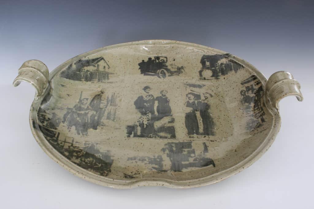 Reconstruction Fragments,platter