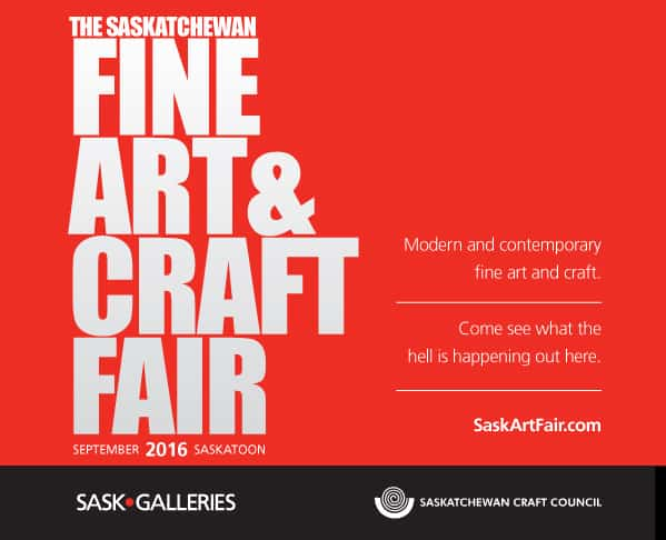 SaskArtFair: New Opportunity to Showcase & Sell Your Work