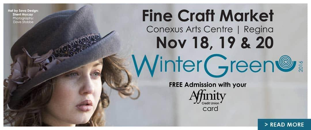WinterGreen Fine Craft Market