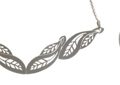 Paisley Leaf Series