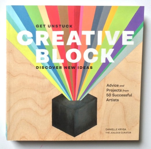 "Book Review: ""Creative Block"" by Danielle Krysa"