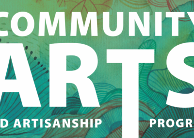 Community Arts and Artisanship Program