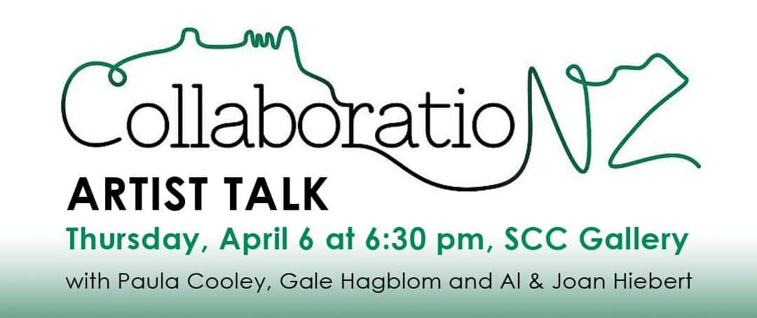 CollaboratioNZ Artist Talk