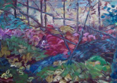 Weyakwin Undergrowth Fall