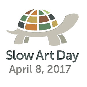 Slow Art Day – April 8, 2017