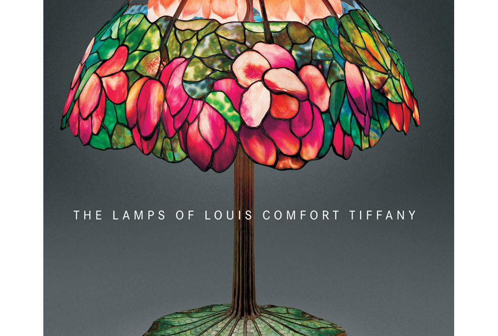 Book Review: The Lamps of Louis Comfort Tiffany