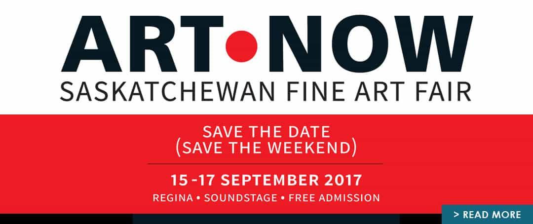 Art Now Saskatchewan Fine Art Fair