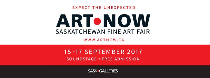 Art Now: Saskatchewan Fine Art Fair 2017