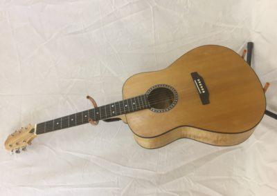 Acoustic Guitar:  Jana Ens