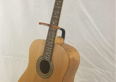 Acoustic Guitar, by Amanda Dyck