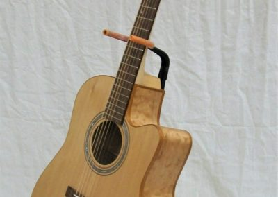 Acoustic Guitar, by Regan Bueckert