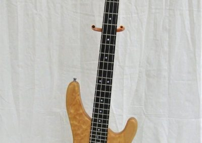 Four String Bass Guitar, by Shareese Hutt