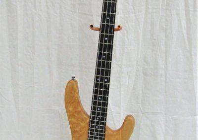 Four String Bass Guitar, by Shareese Hutt