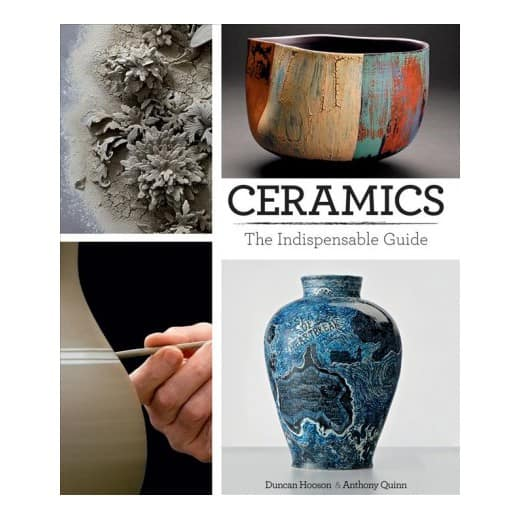 Book Review – Ceramics: The Indispensable Guide