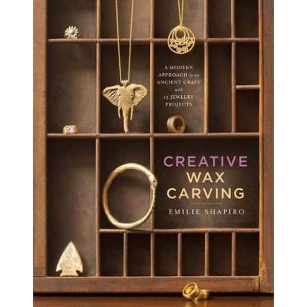 Book Review: Creative Wax Carving