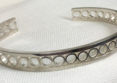 Circles in Time Cuff
