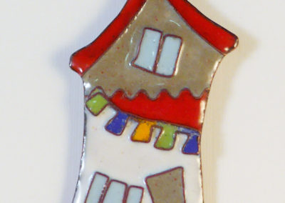 Enameled House
