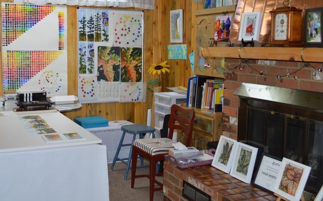 Studio Visit with Peter Morin