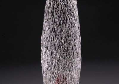 3. Longing II (Kye-Yeon Son), 2008: Sterling silver, copper. $25000