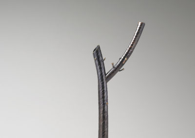 66. Branch 2011-5 (Kye-Yeon Son), 2011: Copper, brass, stainless steel. $315