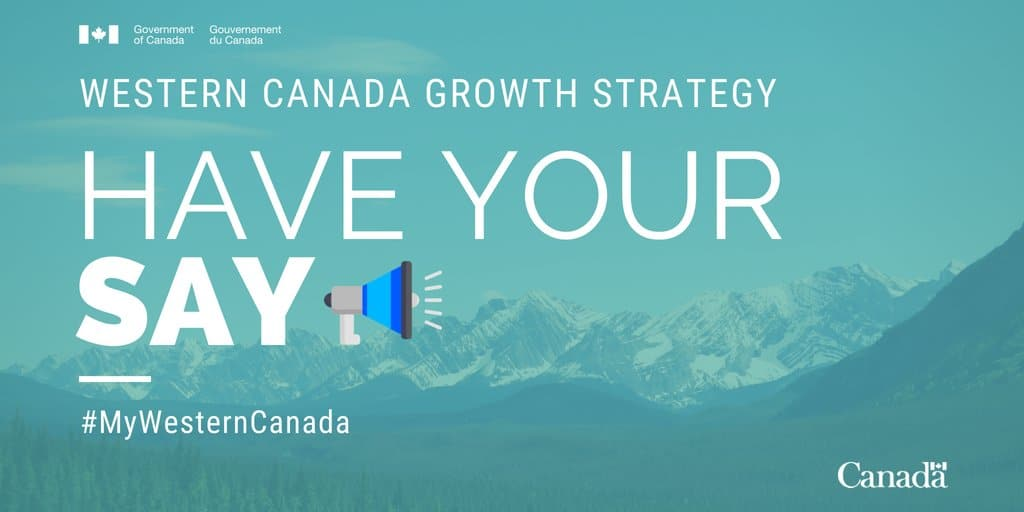 Have Your Say: Western Canada Growth Strategy