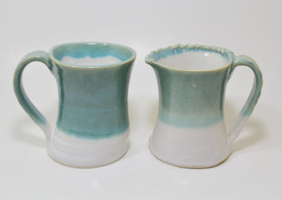 Jade Hourglass Mugs