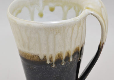 Yellow Ash Large Wave Mug