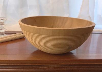 Bowl by Michael Hosaluk.