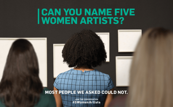 Five Women Artists – 2019