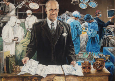 Penfield Portrait