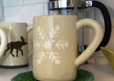 Mugs by Susan Robertson